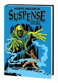Marvel Masters of Suspense: Stee and Steve Ditko HC (2019 Marvel) 1-1ST