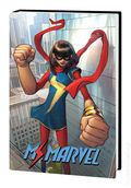 Ms. Marvel HC (2015-Present Marvel NOW) 5-1ST
