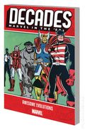 Decades Marvel in the '80s: Awesome Evolutions TPB (2019 Marvel) 1-1ST