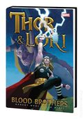 Thor and Loki Blood Brothers HC (2019 Marvel) 2nd Edition 1-1ST