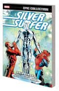 Silver Surfer Inner Demons TPB (2019 Marvel) Epic Collection 1-1ST