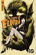 Elvira The Shape of Elvira (2018 Dynamite) 4A