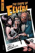 Elvira The Shape of Elvira (2018 Dynamite) 4C