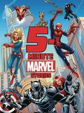 5-Minute Marvel Stories HC (2012-2019 Marvel Press) 2019-1ST