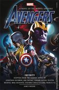 Avengers Infinity HC (2019 Marvel Press) A Novel of the Marvel Universe 1-1ST