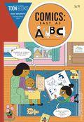 Comics Easy as ABC HC (2019 Toon Books) 1-1ST