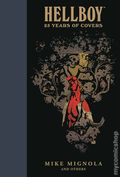 Hellboy 25 Years of Covers HC (2019 Dark Horse) 1-1ST