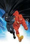 Batman/Flash The Button TPB (2019 DC Universe Rebirth) 1B-1ST