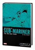 Timely's Greatest Golden Age Sub-Mariner HC (2019 Marvel) By Bill Everett 1A-1ST