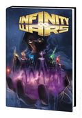 Infinity Wars HC (2019 Marvel) The Complete Collection 1-1ST