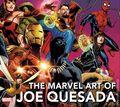 Marvel Art of Joe Quesada HC (2019 Marvel) 2nd Edition 1-1ST