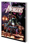Avengers TPB (2018- Marvel) By Jason Aaron 3-1ST