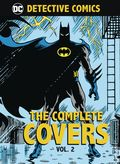 DC Detective Comics: The Complete Covers HC (2018 Insight Editions) 2-1ST