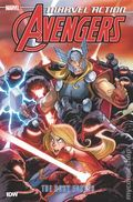Marvel Action Avengers TPB (2019 IDW/Marvel) 2-1ST