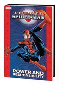 Ultimate Spider-Man Power and Responsibility HC (2009 Marvel) Marvel Select Edition 1-1ST