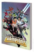 Champions TPB (2019 Marvel) 3rd Series Collections 1-1ST
