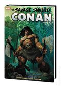 Savage Sword of Conan Omnibus HC (2019 Marvel) The Original Marvel Years 2A-1ST