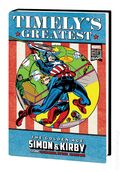 Timely's Greatest The Golden Age Simon and Kirby HC (2019 Marvel) 1B-1ST