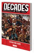 Decades Marvel in the '10s: Legends and Legacy TPB (2019 Marvel) 1-1ST