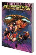 Asgardians of the Galaxy TPB (2019 Marvel) 2-1ST