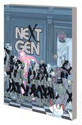 Age of X-Man NextGen TPB (2019 Marvel) 1-1ST