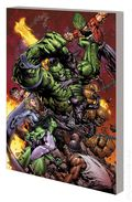 World War Hulk TPB (2019 Marvel) 2nd Edition 1-1ST