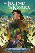 Legend of Korra: Ruins of the Empire GN (2019 Dark Horse) 2-1ST