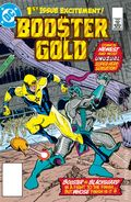 Booster Gold The Big Fall HC (2019 DC) 1-1ST