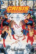 Crisis on Infinite Earths HC (2019 DC) 35th Anniversary Deluxe Edition 1-1ST
