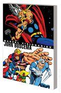 Marvel Visionaries John Buscema TPB (2019 Marvel) 1-1ST