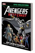 Avengers West Coast Lost in Space-Time TPB (2019 Marvel) Epic Collection 1-1ST