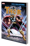 Thor The Black Galaxy TPB (2019 Marvel) Epic Collection 1-1ST