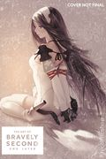 Art of Bravely Second: End Layer HC (2019 Dark Horse) 1-1ST