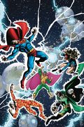 Crisis on Infinite Earths Companion HC (2018-2019 DC) Deluxe Edition 3-1ST