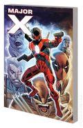 Major X TPB (2019 Marvel) 1-1ST
