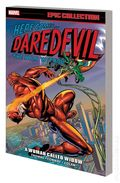 Daredevil A Woman Called Widow TPB (2019 Marvel) Epic Collection 1-1ST