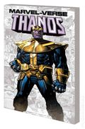Marvel-Verse Thanos TPB (2019 Marvel) 1-1ST