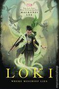 Loki Where Mischief Lies HC (2019 A Marvel Press Novel) 1-1ST