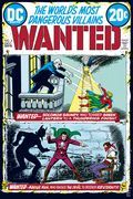 DC's Wanted: The World's Most Dangerous Supervillains HC (2019 DC) 1-1ST