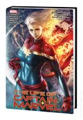 Life of Captain Marvel HC (2019 Marvel) Marvel Select Edition 1-1ST