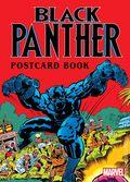 Black Panther Postcard Book HC (2020 Marvel) 1-1ST