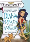 Diana: Princess of the Amazons GN (2020 DC Zoom) 1-1ST