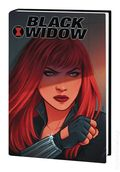 Black Widow Postcard Book HC (2020 Marvel) 1-1ST