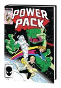 Power Pack Classic Omnibus HC (2020 Marvel) 1-1ST
