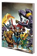 Avengers vs. Fantastic Four TPB (2019 Marvel) 1-1ST
