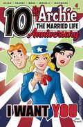 Archie Married Life 10 Years Later (2019 Archie) 4A
