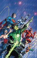 Justice League Origin HC (2020 DC) Deluxe Edition 1-1ST