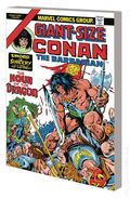 Conan Hour of the Dragon TPB (2020 Marvel) 1-1ST