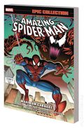 Amazing Spider-Man Maximum Carnage TPB (2020 Marvel) Epic Collection 1-1ST