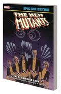 New Mutants The Demon Bear Saga TPB (2019 Marvel) Epic Collection 1B-1ST